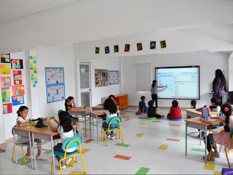 Colegio Gimnasio las Villas